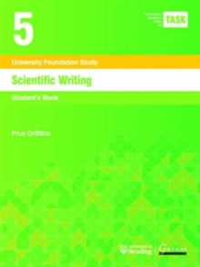 TASK 5 Scientific Writing (2015) - Student's Book, Board book Book
