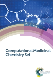 Computational Medicinal Chemistry Set, Mixed media product Book