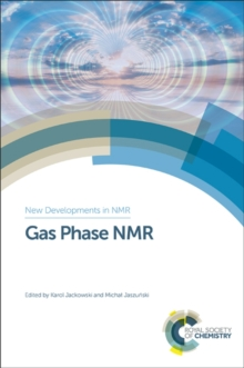 Gas Phase NMR, Hardback Book