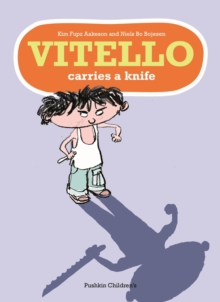 Vitello Carries a Knife, Paperback Book