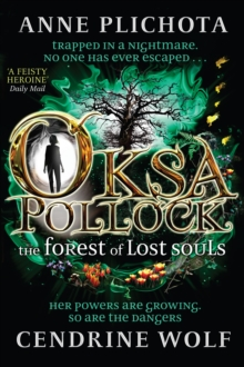 Oksa Pollock: The Forest of Lost Souls, Hardback Book