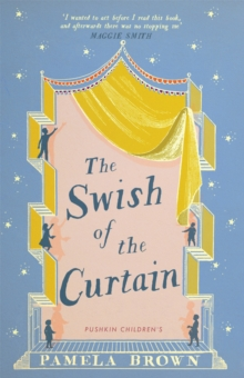 The Swish of the Curtain (Blue Door 1), Paperback Book