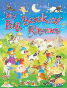 My Big Book of Rhymes, Hardback Book