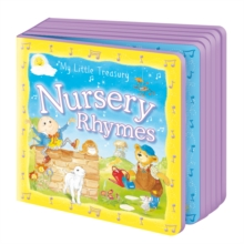 My Little Treasury of Nursery Rhymes, Board book Book