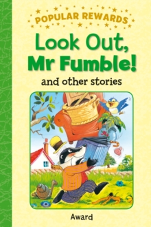 Look Out, Mr Fumble!, Hardback Book
