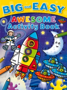 Awesome Activity Book, Paperback / softback Book