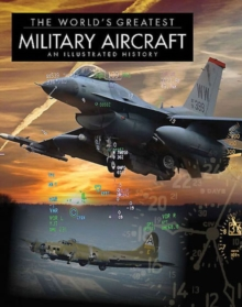 World'S Greatest Military Aircraft, Hardback Book