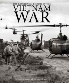 The Illustrated History of the Vietnam War, Hardback Book