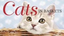 Cats in Baskets, Hardback Book