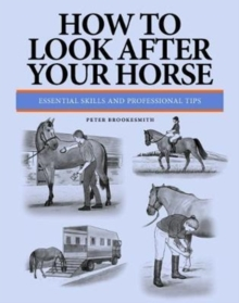 How To Look After Your Horse : Essential Skills and Professional Tips, Paperback / softback Book