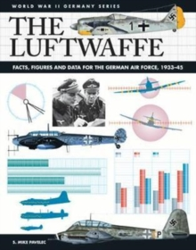 The Luftwaffe : Facts, Figures and Data for the German Air Force, 1933-45, Paperback Book