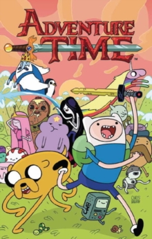 Adventure Time : v. 2, Paperback Book