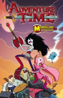 Adventure Time : Marceline and the Scream Queens, Paperback / softback Book