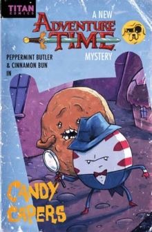 Adventure Time : Candy Capers, Paperback Book