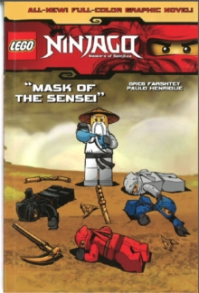 Lego Ninjago : Mask of the Sensei Volume 2, Paperback Book