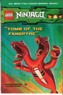 Lego Ninjago : Tomb of the Fangpyre Volume 4, Paperback Book
