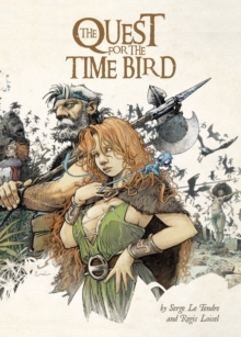 The Quest for the Time Bird, Hardback Book