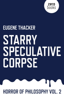Starry Speculative Corpse, Paperback / softback Book