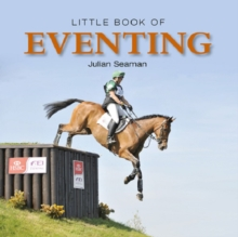 Little Book of Eventing, Hardback Book