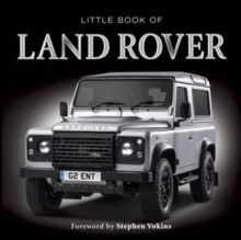 Little Book of the Land Rover, Hardback Book