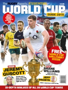 The Rugby Paper's Essential World Cup Guide 2019, Paperback / softback Book