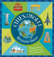Cities of the World Memory Game, Hardback Book