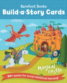 Magical Castle Build-a-Story Cards, Hardback Book