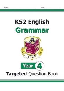 KS2 English Targeted Question Book: Grammar - Year 4, Paperback / softback Book