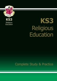 KS3 Religious Education Complete Study & Practice, Paperback Book