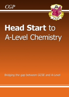 Head Start to A-level Chemistry, Paperback / softback Book