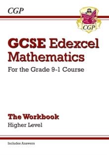 GCSE Maths Edexcel Workbook: Higher - for the Grade 9-1 Course (includes Answers), Paperback Book