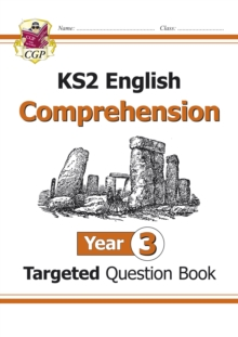KS2 English Targeted Question Book: Year 3 Comprehension - Book 1 : Comprehension Year 3, Paperback / softback Book