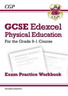 GCSE Physical Education Edexcel Exam Practice Workbook - for the Grade 9-1 Course (incl Answers), Paperback / softback Book