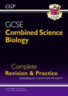 Grade 9-1 GCSE Combined Science: Biology Complete Revision & Practice with Online Edition, Paperback / softback Book