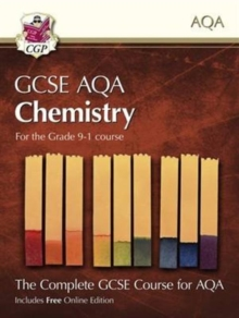 New Grade 9-1 GCSE Chemistry for AQA: Student Book with Online Edition, Paperback Book