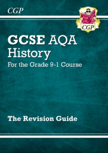 New GCSE History AQA Revision Guide - For the Grade 9-1 Course, Paperback / softback Book