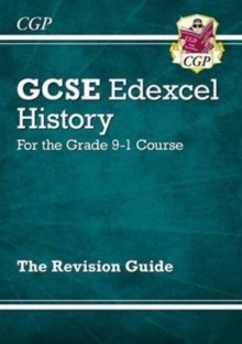 New GCSE History Edexcel Revision Guide - for the Grade 9-1 Course, Paperback Book