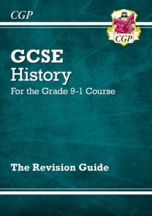 New GCSE History Revision Guide - For the Grade 9-1 Course, Paperback / softback Book
