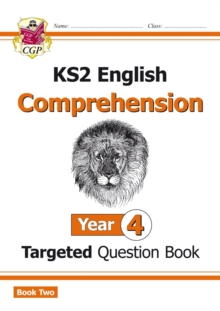 New KS2 English Targeted Question Book: Year 4 Comprehension - Book 2, Paperback Book