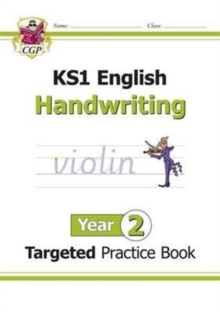 KS1 English Targeted Practice Book: Handwriting - Year 2, Paperback Book
