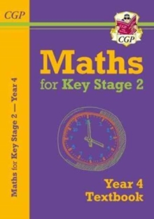New KS2 Maths Textbook - Year 4, Paperback Book