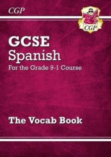 New GCSE Spanish Vocab Book - for the Grade 9-1 Course, Paperback / softback Book