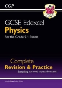 New Grade 9-1 GCSE Physics Edexcel Complete Revision & Practice with Online Edition, Paperback Book