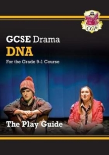 New Grade 9-1 GCSE Drama Play Guide - DNA, Paperback / softback Book