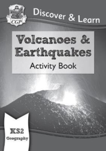 New KS2 Discover & Learn: Geography - Volcanoes and Earthquakes Activity Book, Paperback / softback Book