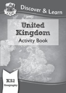 New KS2 Discover & Learn: Geography - United Kingdom Activity Book, Paperback / softback Book
