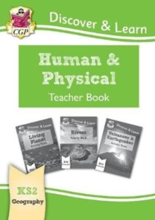 New KS2 Discover & Learn: Geography - Human and Physical Geography Teacher Book, Paperback / softback Book