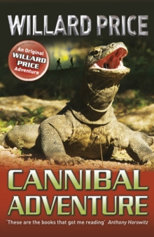 Cannibal Adventure, Paperback Book