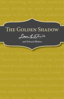 The Golden Shadow, Paperback / softback Book