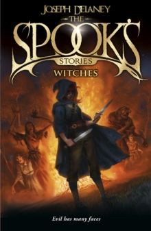 The Spook's Stories: Witches, Paperback Book